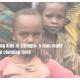 Starving kid in ethiopia